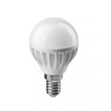 Лампа LED ОНЛАЙТ OLL-G45-8-230-4K-E14 8Вт светодиодная