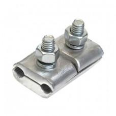 Зажим плашечный алюминиевый ПА-1-1