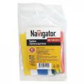 Термоусадочная трубка 10/5 Navigator NST-10/5-10-21