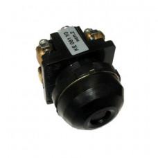 Кнопка КЕ-081/2 черная